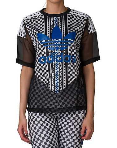 adidas WOMENS Black Clothing / Tops S