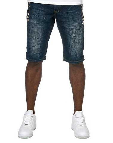 COTE DE NUITS MENS Blue Clothing / Denim Shorts