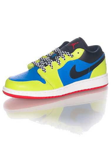 JORDAN BOYS Multi-Color Footwear / Sneakers 5.5Y