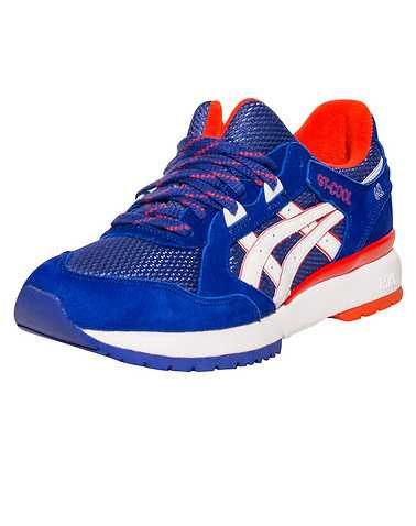ASICS MENS Blue Footwear / Sneakers