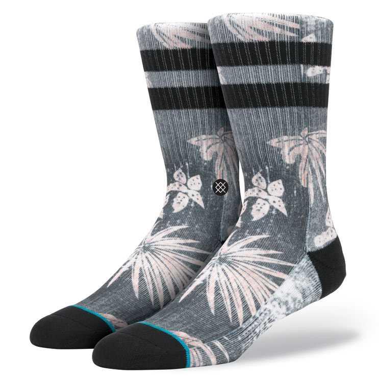 Stance Frigate BLK L/XL CLASSIC CREW Socks