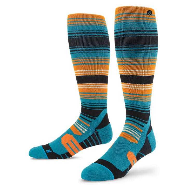 Stance Portillo BLU S/M FUSION SNOW Socks
