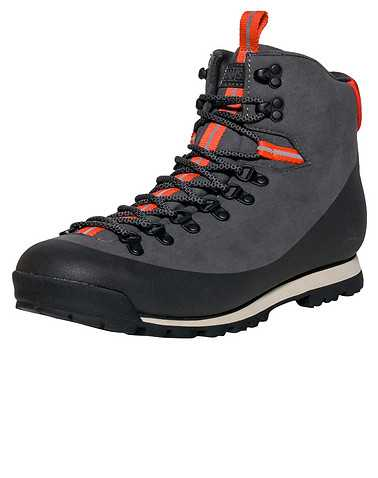 RANSOM MENS Grey Footwear / Boots