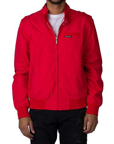 MEMBERS ONLY MENS Red Clothing / Outerwear L