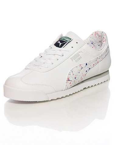 PUMA MENS White Footwear / Sneakers 10