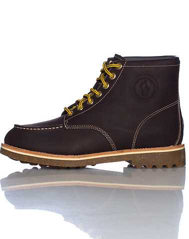 POLO FOOTWEAR MENS Brown Footwear / Boots 9