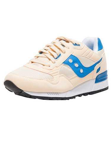 SAUCONY WOMENS Medium Beige Footwear / Sneakers