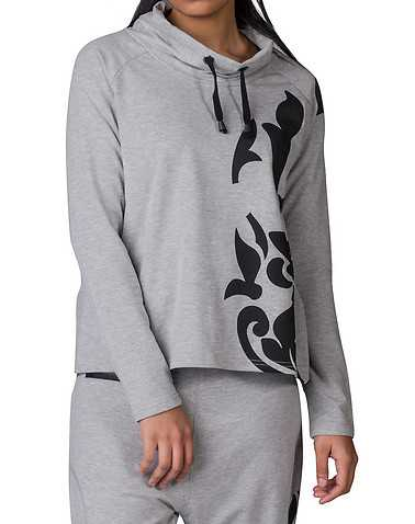 LA BELLE ROC WOMENS Grey Clothing / Sweatshirts S