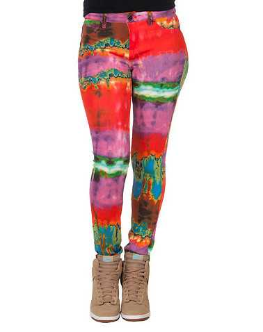 ESSENTIALS WOMENS Multi-Color Clothing / Bottoms S
