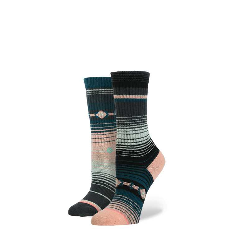 Stance Kodi Girls (Teal) girls Socks