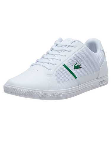 LACOSTE MENS White Footwear / Casual