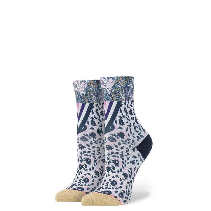 Stance Wanderer Girls WHT L girls Socks