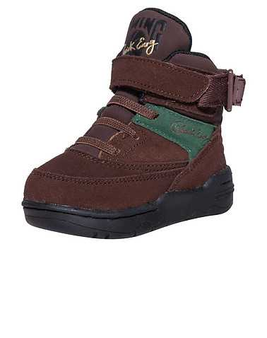 EWING ATHLETICS BOYS Brown Footwear / Sneakers