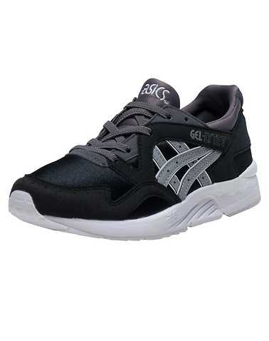 ASICS GIRLS Black Footwear / Sneakers