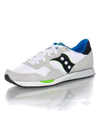 SAUCONY MENS White Footwear / Sneakers 9