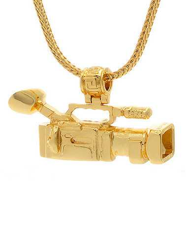 KING ICE MENS Gold Accessories / Jewelry ONES