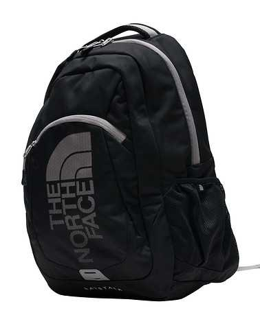 THE NORTH FACE MENS Black Accessories / Backpacks and Bags OSFA