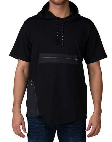 DECIBEL MENS Black Clothing / Tops