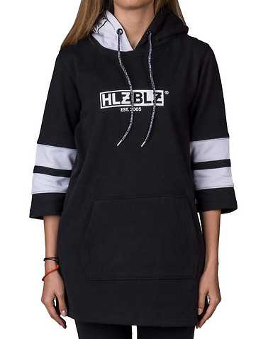 HLZBLZ WOMENS Black Clothing / Sweatshirts M