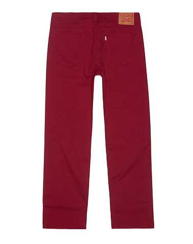 LEVIS MENS Red Clothing / Jeans 44x30