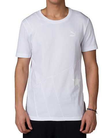 PUMAENS White Clothing / Tops