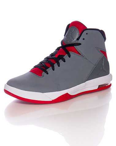 JORDAN MENS Grey Footwear / Sneakers 10.5