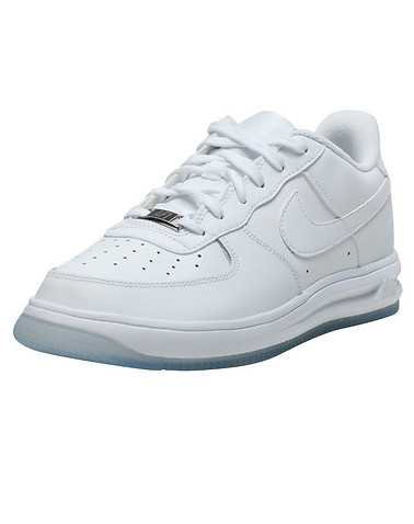 NIKE BOYS White Footwear / Sneakers 6.5Y