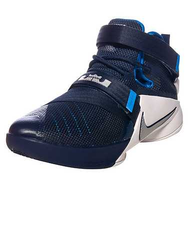 NIKE BOYS Navy Footwear / Sneakers