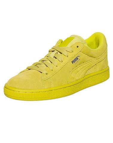 PUMA GIRLS Green Footwear / Sneakers 1.5