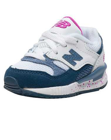 NEW BALANCE BOYS White Footwear / Sneakers 8C