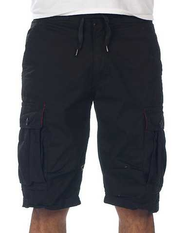 DECIBEL MENS Black Clothing / Shorts 40