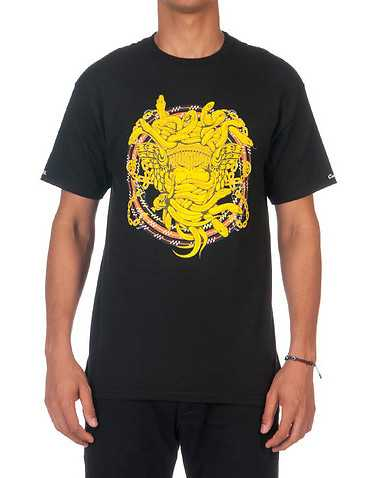 CROOKS AND CASTLES MENS Black Clothing / Tops M