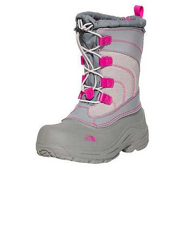 THE NORTH FACE GIRLS Grey Footwear / Boots 6