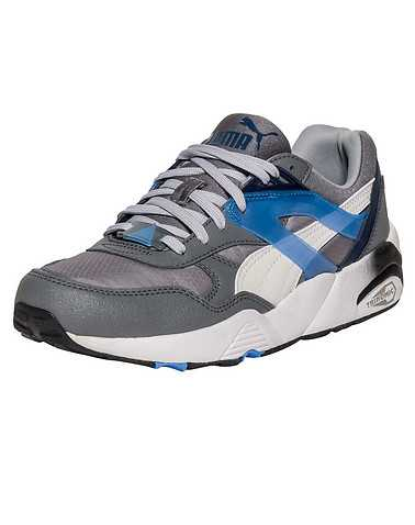 PUMA GIRLS Grey Footwear / Sneakers
