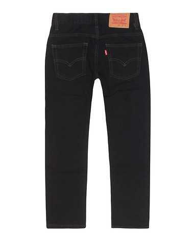 LEVIS BOYS Black Clothing / Bottoms