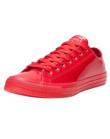CONVERSE MENS Red Footwear / Casual