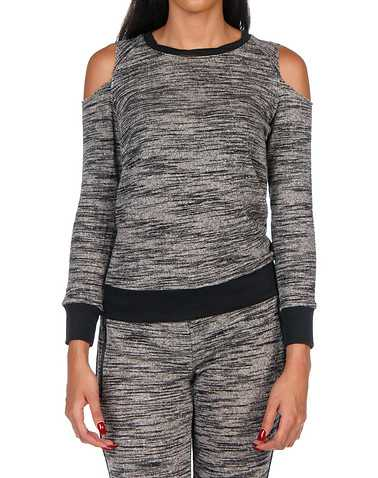 ESSENTIALS WOMENS Grey Clothing / Tops S