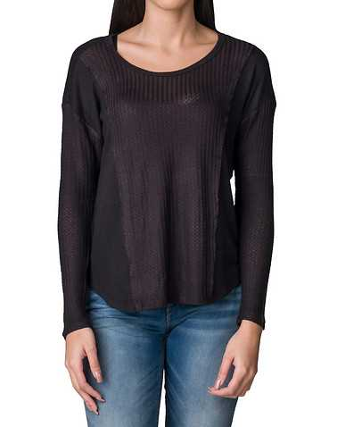 ESSENTIALS WOMENS Black Clothing / Tops L