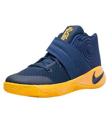 NIKE GIRLS Navy Footwear / Sneakers