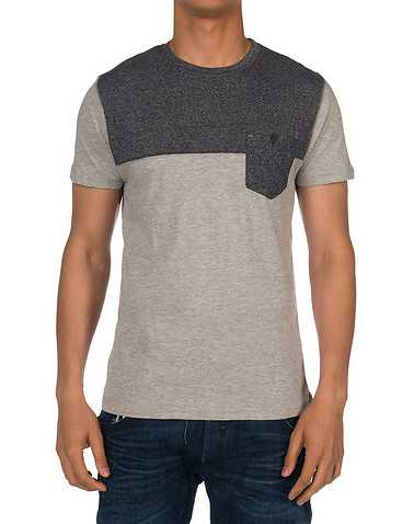 ARTISTRY IN MOTION MENS Grey Clothing / Tees and Polos M