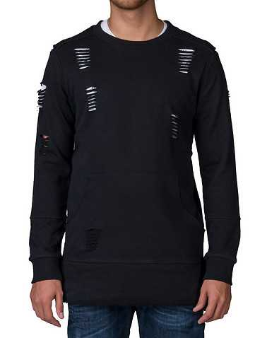 ENTREE MENS Black Clothing / Sweatshirts M