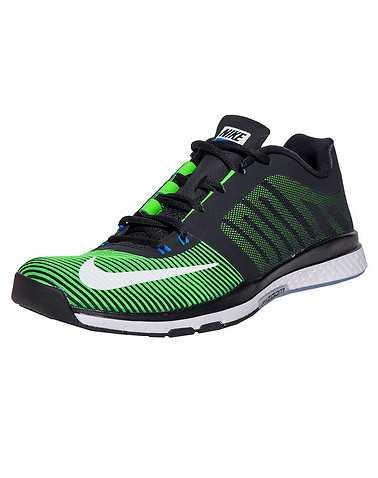 NIKE MENS Green Footwear / Sneakers