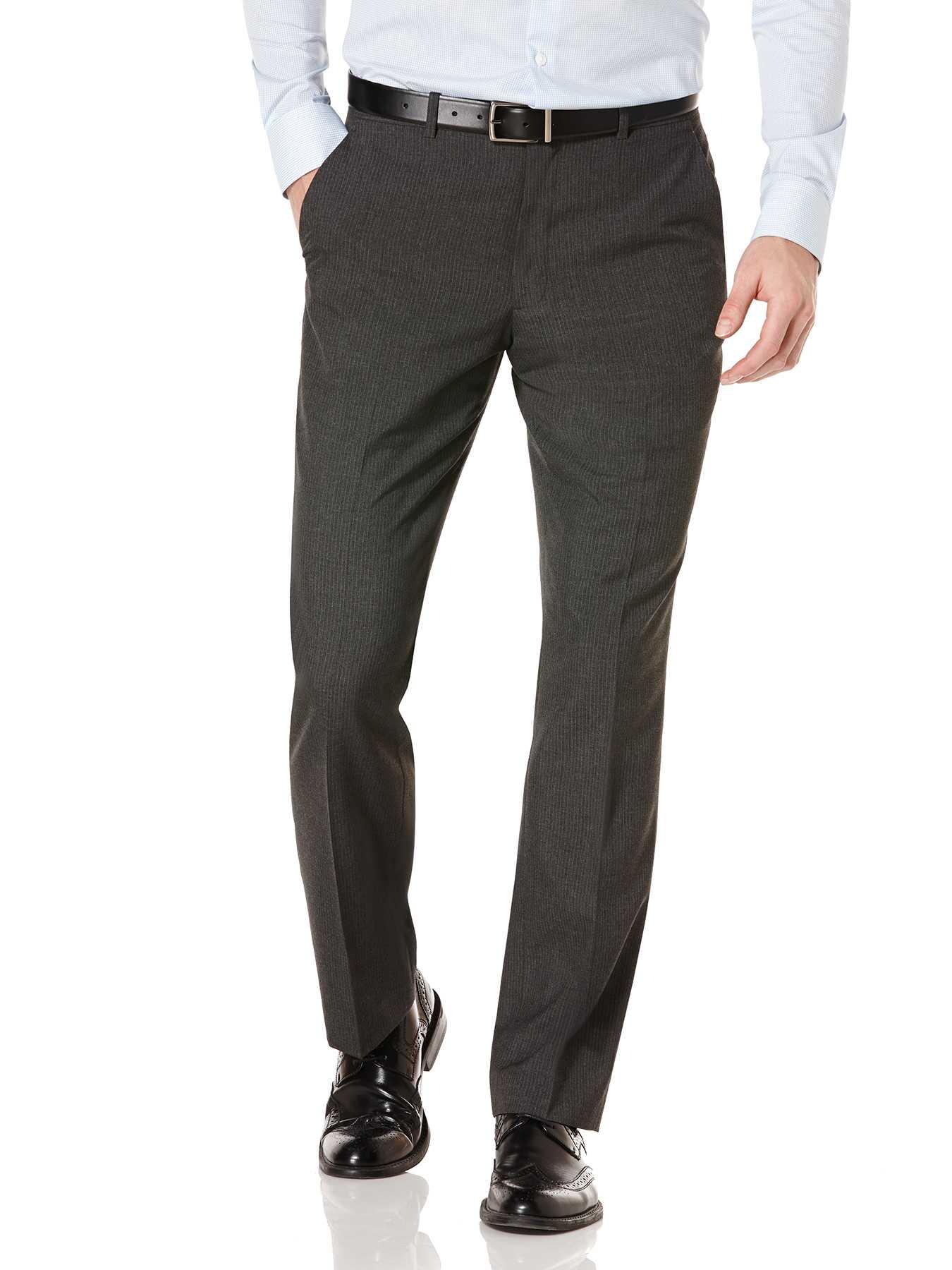 Perry Ellis Pinstripe Suit Pant