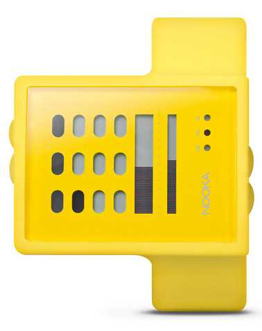 NOOKA MENS Yellow Accessories / Watches ONES