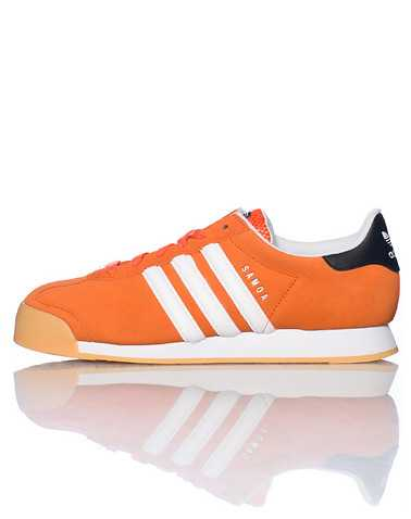 adidas BOYS Orange Footwear / Sneakers