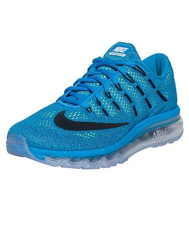 NIKE BOYS Blue Footwear / Sneakers