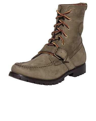 POLO FOOTWEAR MENS Green Footwear / Boots