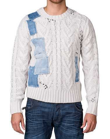 AMERICAN STITCH MENS Natural Clothing / Sweaters M