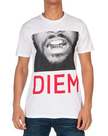 DIEM MENS White Clothing / Tees and Polos