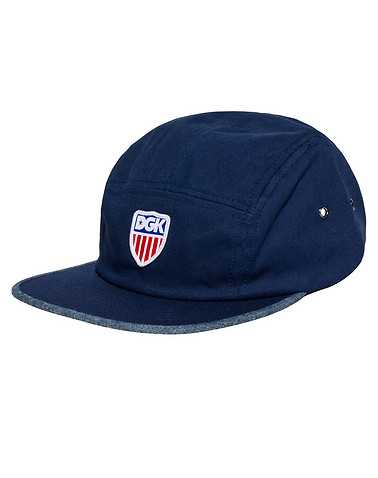 DGK MENS Navy Accessories / Caps Snapback One Size